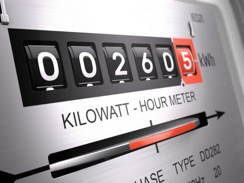 Удаленный мониторинг потребления электричества