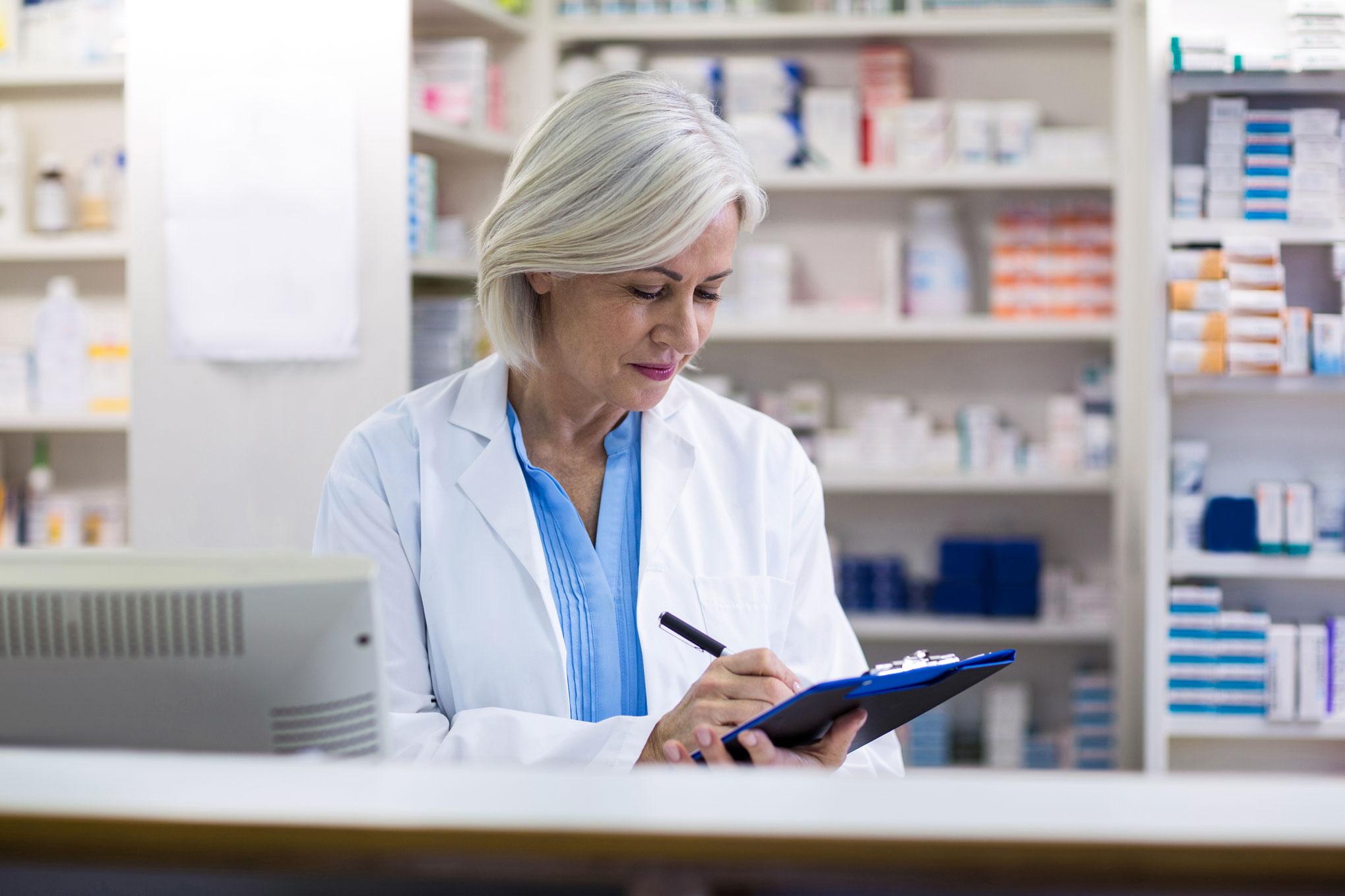 Фармацевтические склады